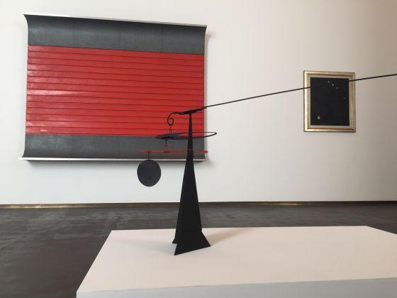 L'emozione dei COLORI, nell'arte, 2017. Castello di Rivoli - Manica lunga