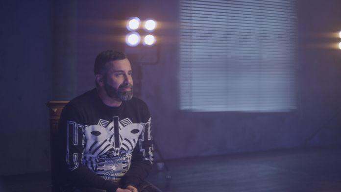 Luca Tommasini nel documentario di Sky Arte