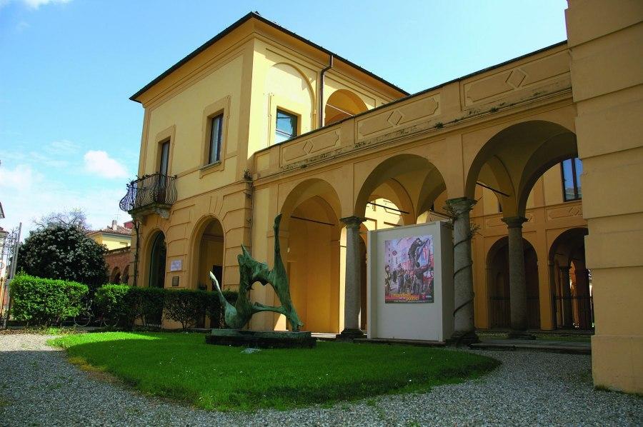 La Galleria Ricci Oddi di Piacenza