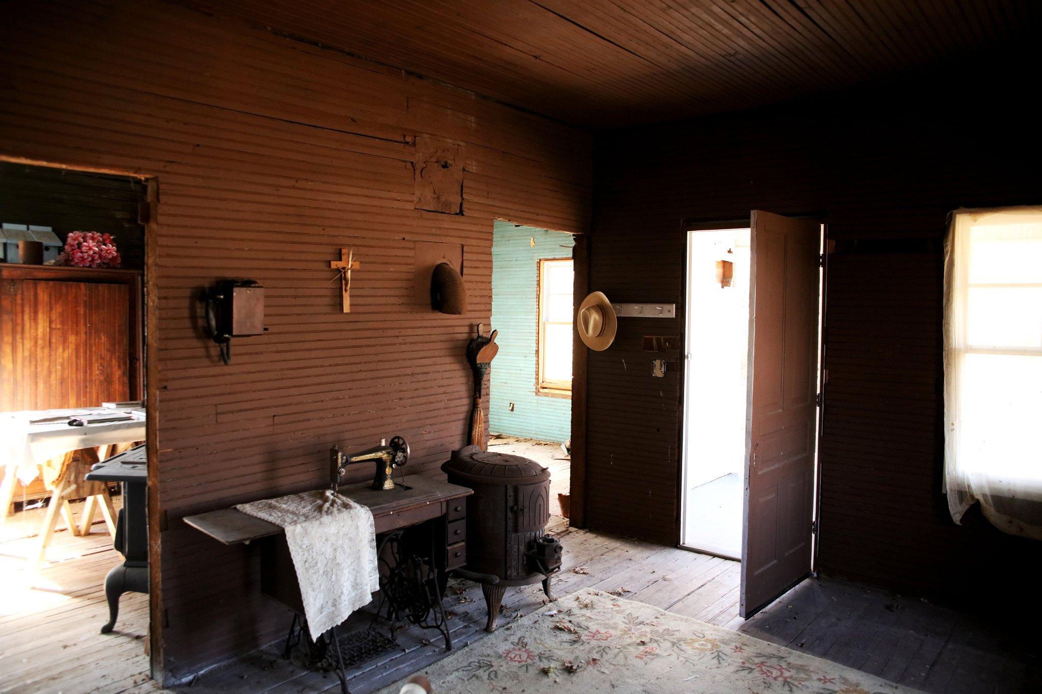 La casa di Nina Simone. Ph. New York Times