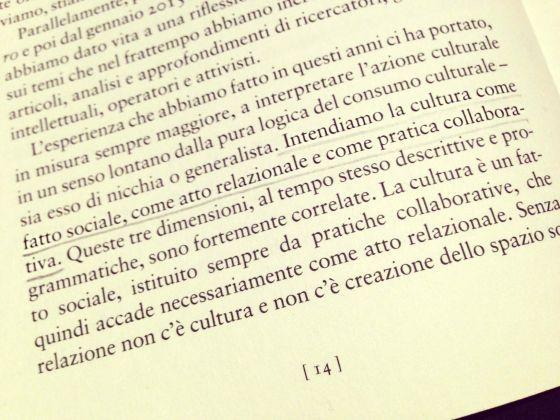 La cultura in trasformazione. Introduzione