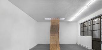 La mostra di Piotr Skiba nel nuovo spazio torinese di GRGLT. Ph. Sebastiano Pellion di Persano, courtesy Giorgio Galotti