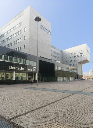 La sede di Deutsche Bank a Milano