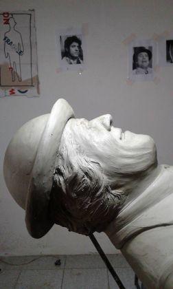 Laboratorio Saccardi, Monumento a Franco e Ciccio. Work in progress