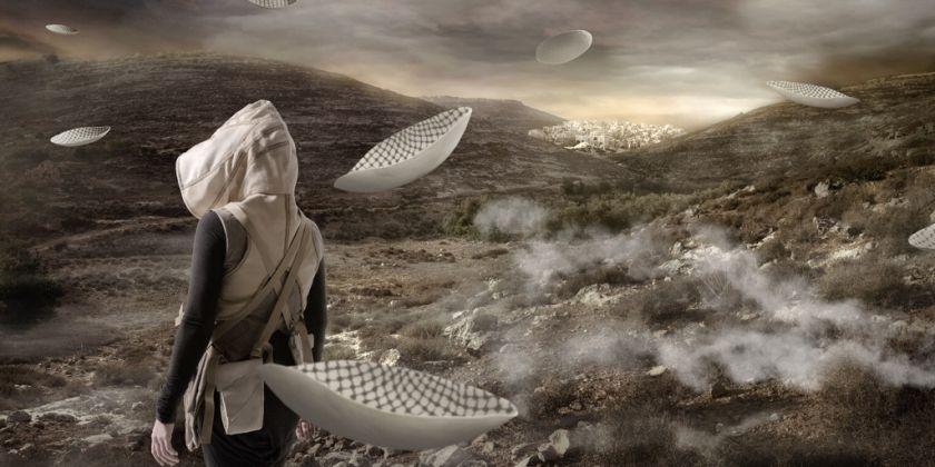 Larissa Sansour, In the Future 2
