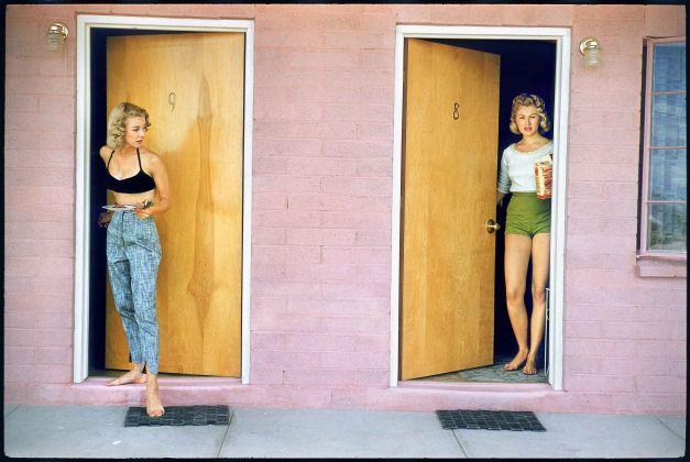 Las Vegas, Nevada, USA 1957. © Elliott Erwitt-MAGNUM PHOTOS