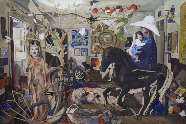 Luca Padroni, A casa di Mumma, 2016