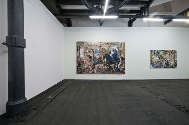 Luca Padroni. I valori personali. Exhibition view at MACRO Testaccio, Roma 2017. Photo Alessandro Vasari