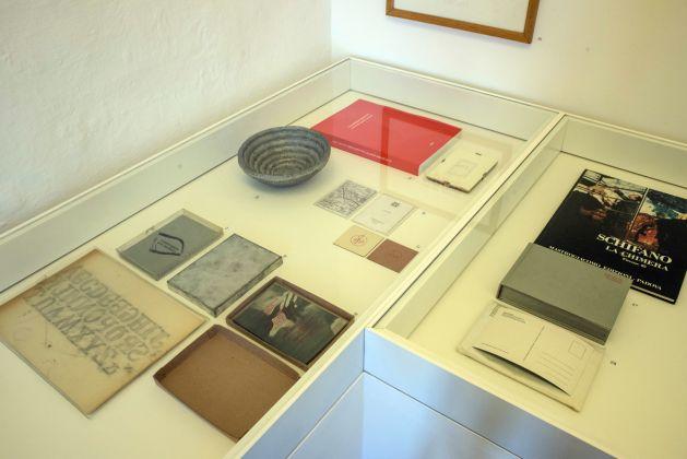 Luca Pancrazzi. Io. Noi. Voi… Exhibition view at Museo d'Inverno, Siena 2017