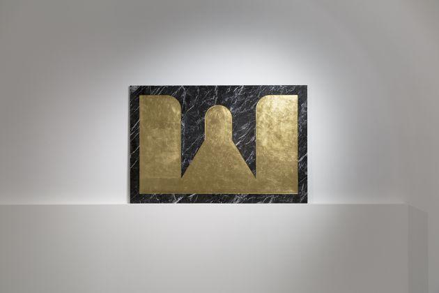 Ludovico Bomben, Serie dei neri / il re nero, 2016