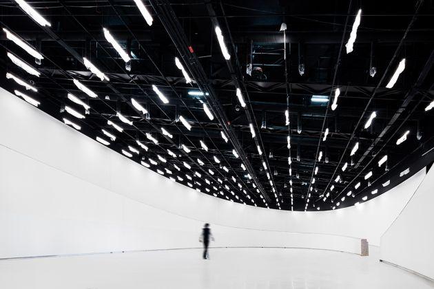 MAAT, Lisbona, Oval Gallery. Photo © Fernando Guerra. Courtesy EDP Foundation