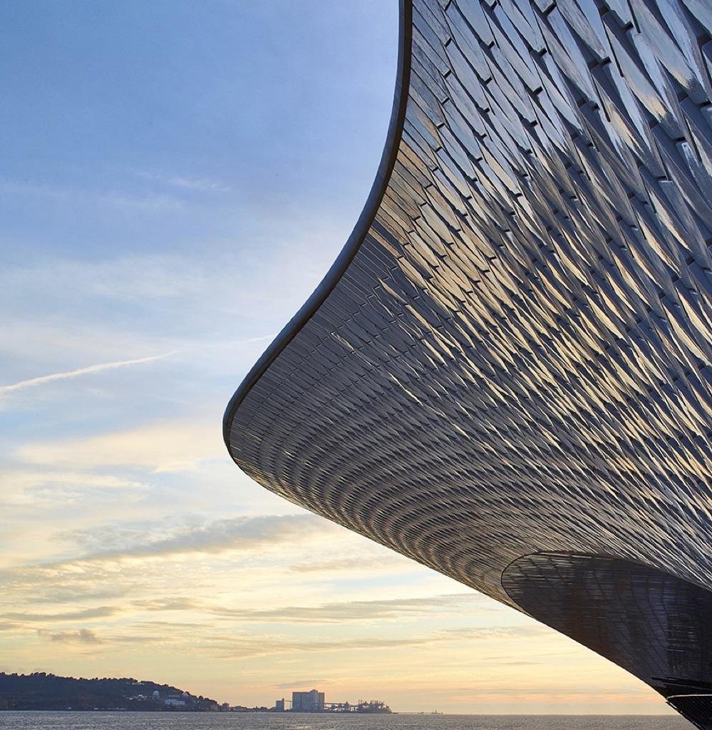 MAAT, Lisbona. Photo © Hufton+Crow. Courtesy AL_A