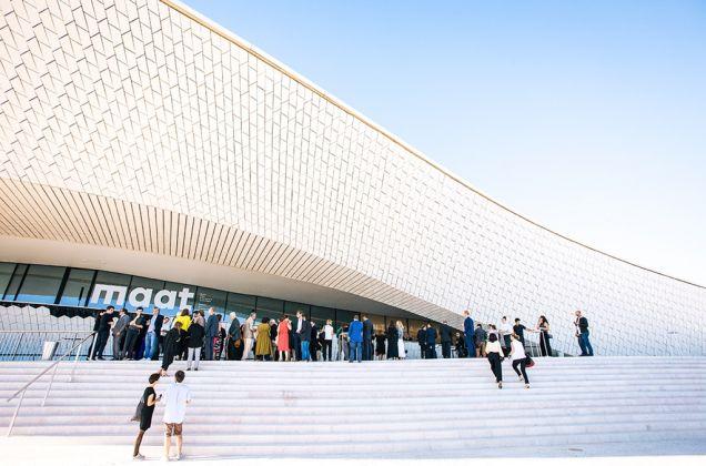 MAAT, Lisbona. Photo © Paulo Coelho. Courtesy EDP Foundation