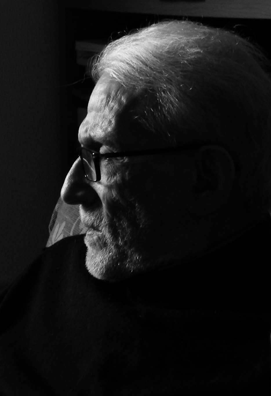 Manlio Sgalambro. Photo Lorenzo Faletra