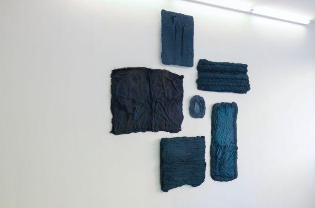 Manuel Grosso, Fragmenta. Installation view at Circoloquadro, Milano 2016, courtesy Circoloquadro