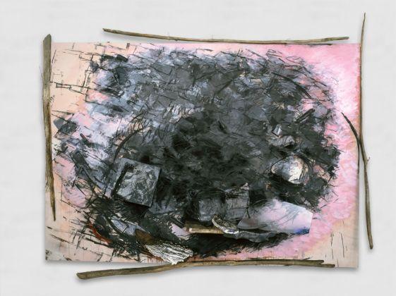 Marco Gastini, Nella luce sopra i muri, 1983-85