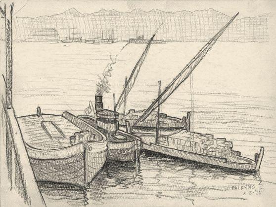 Maurits Cornelis Escher, Palermo