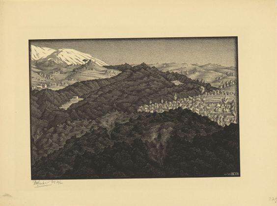 Maurits Cornelis Escher, Lava