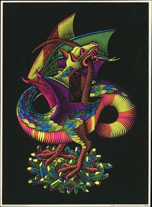 Maurits Cornelis Escher, Dragon