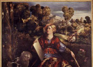 Dosso Dossi, Melissa o Circe, courtesy Galleria Borghese, Roma
