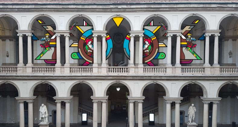 Milano, Brera Design District 2017. Fenix Ntm