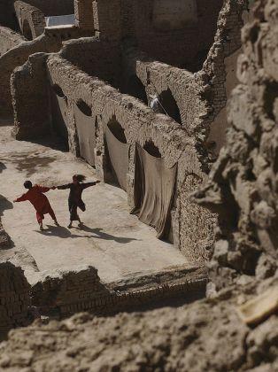 Natacha Pisarenko, Wide angle of the world, Afghanistan, 31 agosto 2003