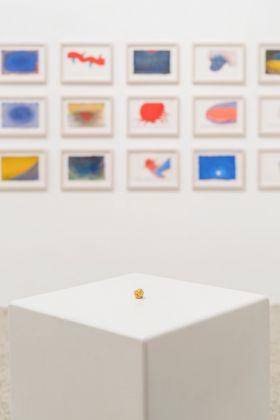 Nedko Solakov. Stories in Colour. Installation view at Galleria Continua, San Gimignano 2017. Courtesy the artist & Galleria Continua, San Gimignano, Beijing, Les Moulins, Habana