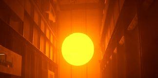 Olafur Eliasson, The Weather Project, 2003. Tate Modern, Turbine Hall, Londra