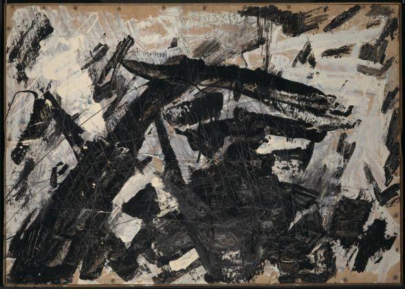 Painting on Cardboard, c. 1961-2