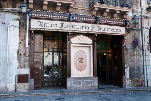 Palermo, la storica Focacceria San Francesco