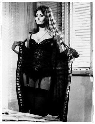 Pierluigi Praturlon, Sophia Loren