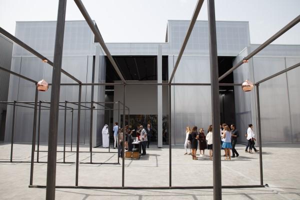 Concrete, l'edificio firmato da Rem Koolhaas a Dubai