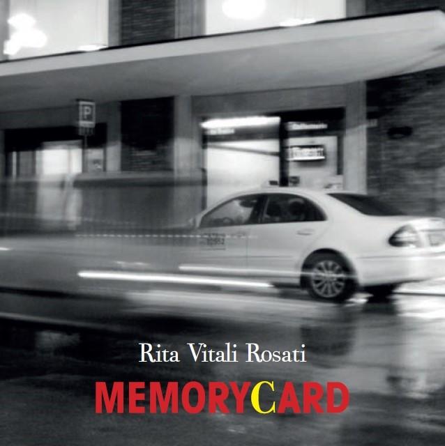 Rita Vitali Rosati, Memory Card, cover
