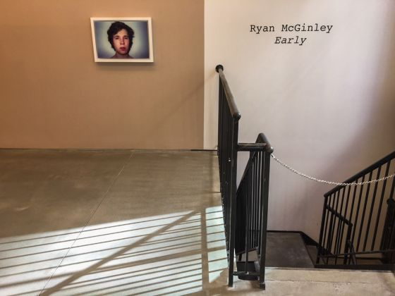 Ryan McGinley. Early. Exhibition view at Team Gallery, New York 2017. Photo Francesca Magnani