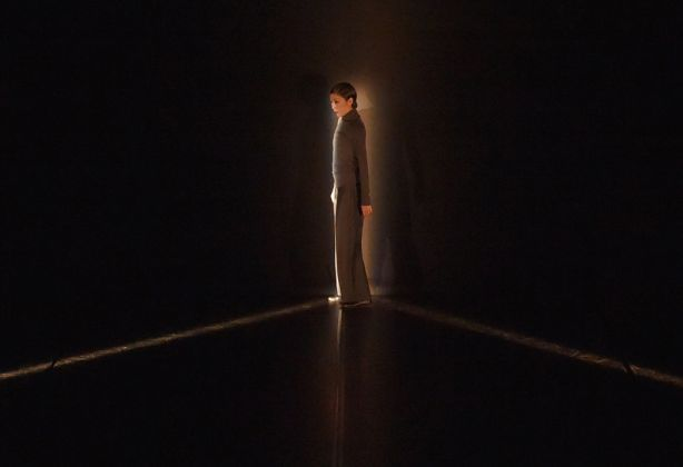 Saburo Teshigawara, Flexible Silence. Photo Kotaro Nemoto