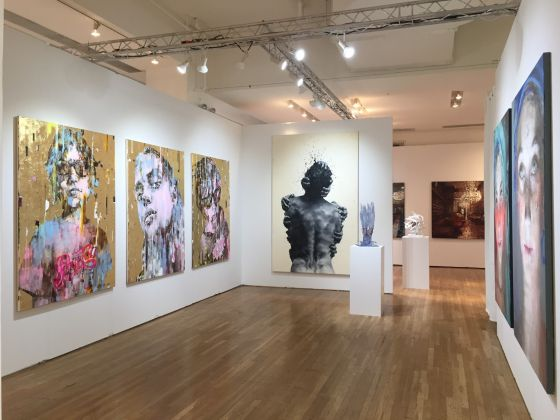 Scope Art Fair, veduta della fiera