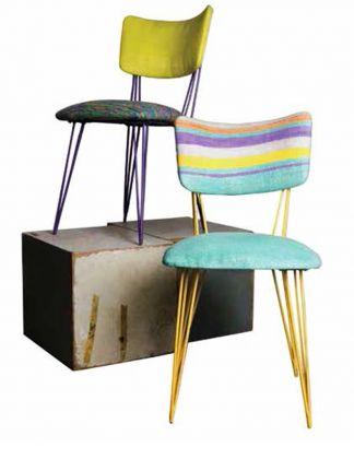 Sedie in plastica riciclata di Reform Studio, Home Design Cluster, Cairo