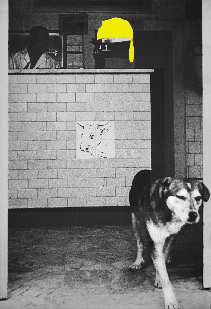 Senza titolo, Tricarico 1967–Milano 1972 © Mario Cresci