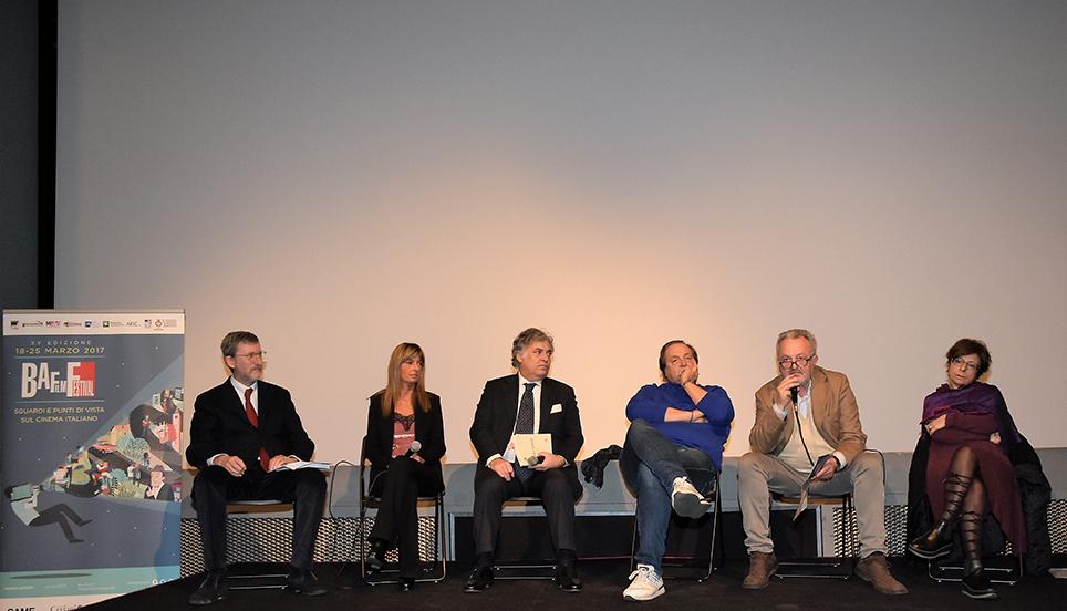 BAFF 2017, XV edizione. Conferenza di presentazione