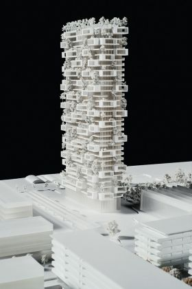 Stefano Boeri Architetti, La Tour des Cedres, Losanna. © Stefano Boeri Architetti