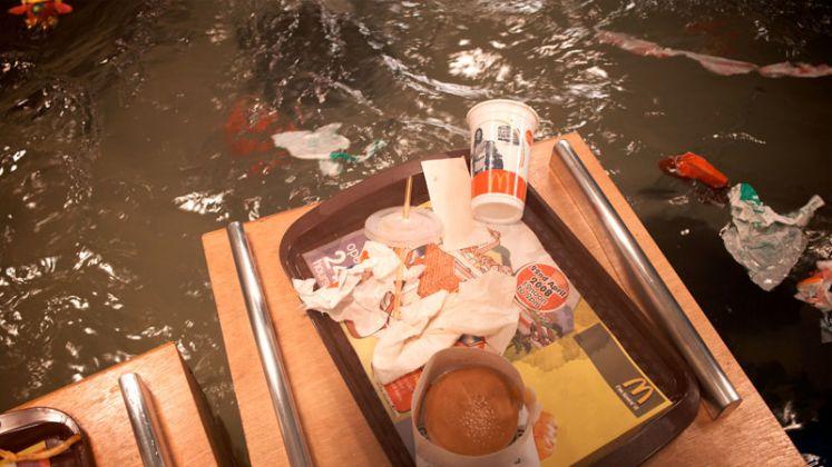 Superflex, Flooded Macdonald's, 2009
