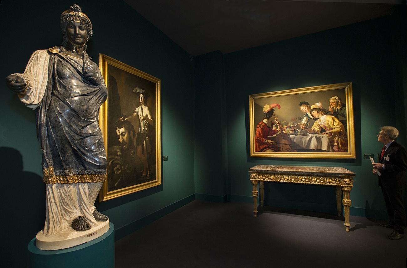 TEFAF Mastricht 2017 - Expo Galleria Borghese © Harry Heuts