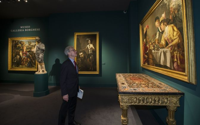 TEFAF Maastricht 2017 - Expo Galleria Borghese. Ph. Harry Heuts