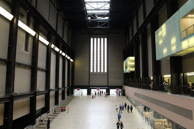 Tate Modern, Turbine Hall, Londra