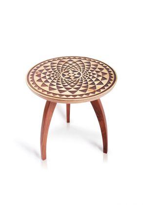 Tavolino Deir Hejleh, Nablus Furniture Cluster