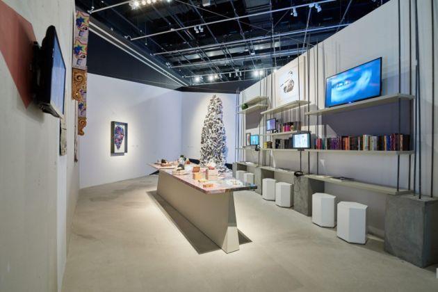 The Creative Act Performance, Process, Presence. Guggenheim, Abu Dhabi, 2017