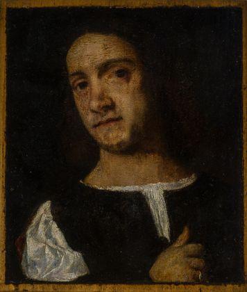 Tiziano Vecellio, Contadinello, 1510 ca., Rovigo, Pinacoteca dell'Accademia dei Concordi