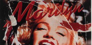 Un decollage di Mimmo Rotella dedicato a Marilyn Monroe
