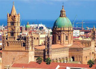 Uno scorcio della Palermo arabo-normanna
