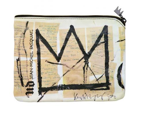 Urban Decay X Basquiat, pochette